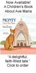 Monty Cat of Ave Maria